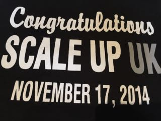 Scale up t-shirt pic